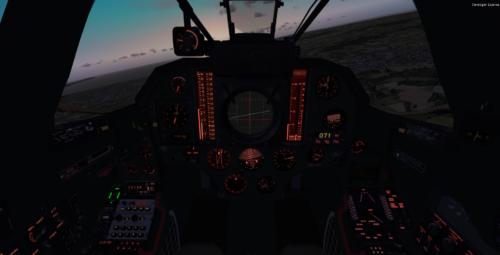 LANDN40 approach to F10 rwy 32
